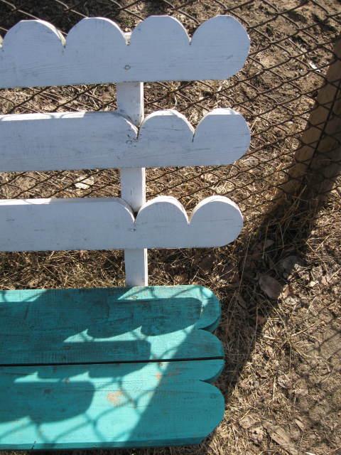 Заборчик из досок своими руками фото 951